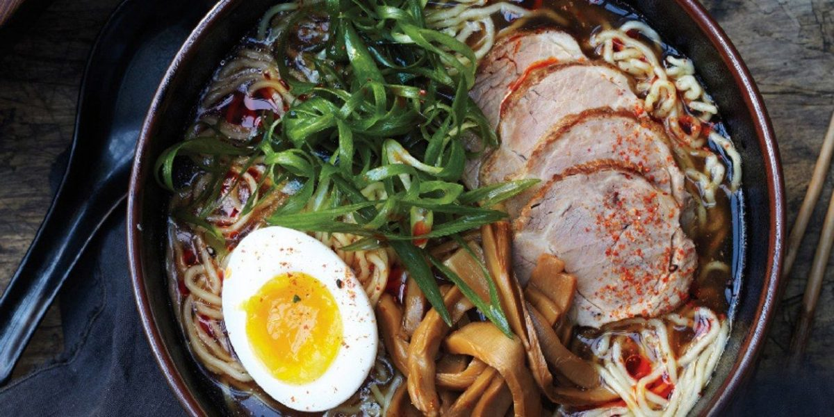 How to Make the Perfect Soft-Boiled Egg for Ramen