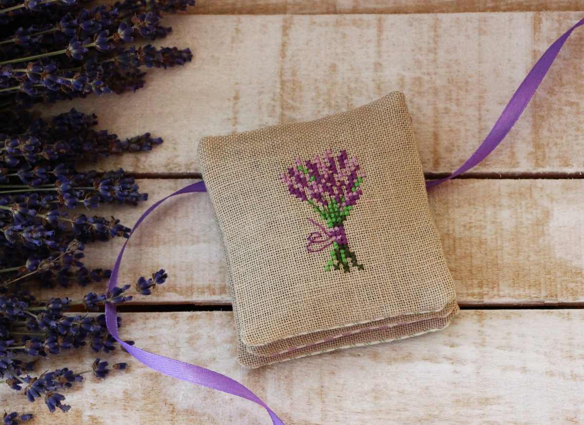 RAINBOW HERB SCENTED DRAWER SACHETS