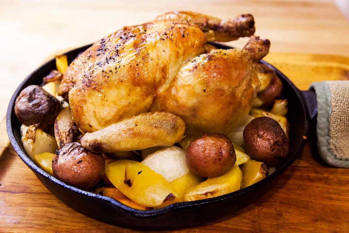 Easy Ways to Stretch a Whole Chicken